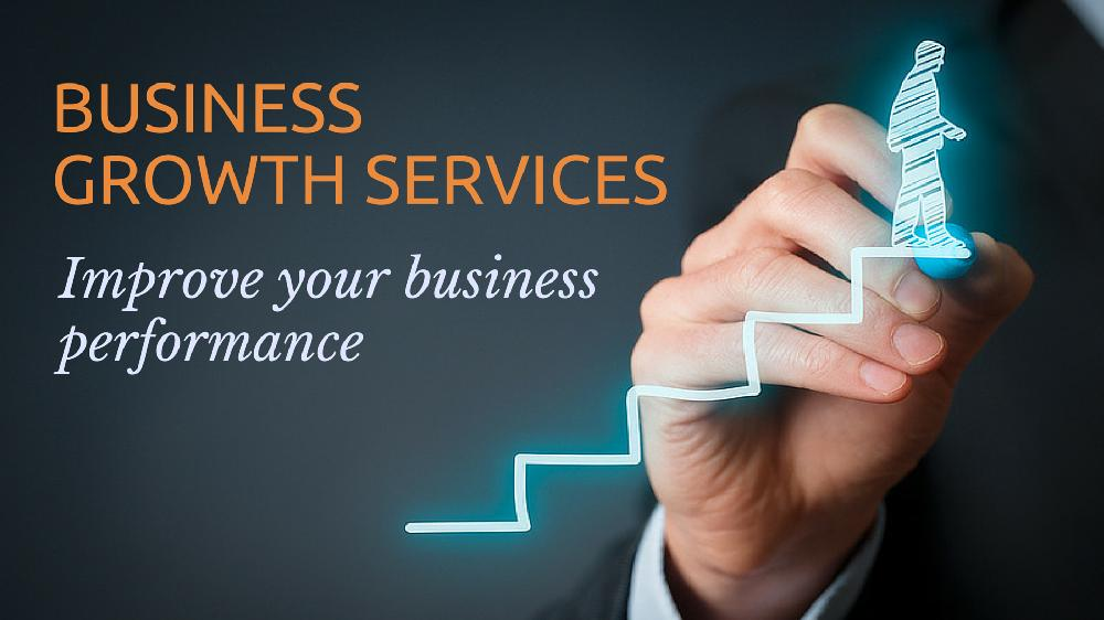 creating growth with service The secret to creating a high-growth organization in simply placing a manager in your sales or service organization will not put your business on a growth.